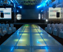 Stage & Dance Floor