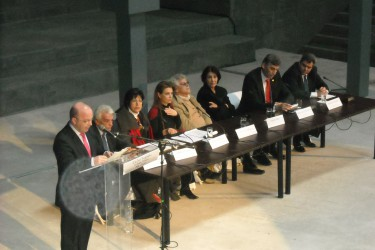 Minister of Culture Tsoklis Press Conference