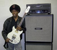 Eddy Grant using Fane Speakers