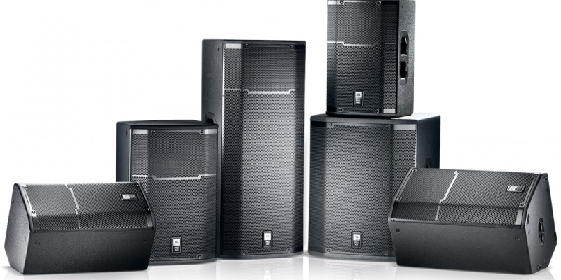 jbl PRX400 Family Group