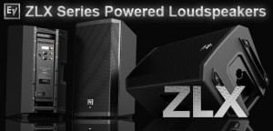 ELECTROVOICE ZLX SPEAKERS
