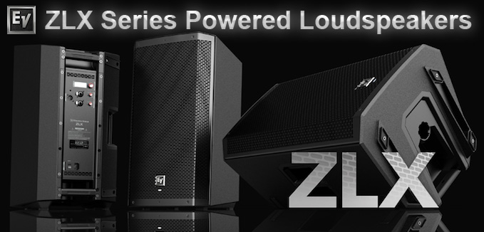 electrovoice speakers zlx