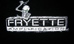 fryette skeleton with Fane Acoustics speakers